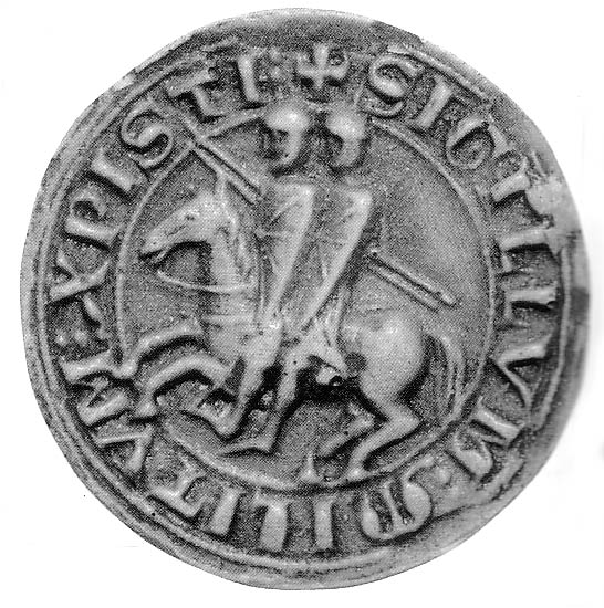 The Templar Knights Coin